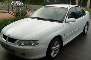 2001 VX Holden Commodore Equipe Tuncurry Great Lakes Area Preview
