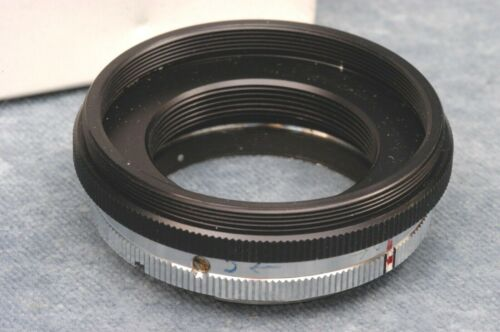 NIKON T-MOUNT FOR VIXEN & BORG FOCUSERS, 56.6MM THREADS ASTRONOMY TELESCOPE