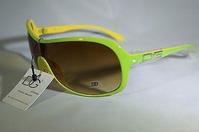 Retro DG Shield Sunglasses for Women/Uv400