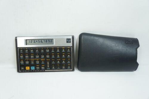Vintage HP 11C Calculator