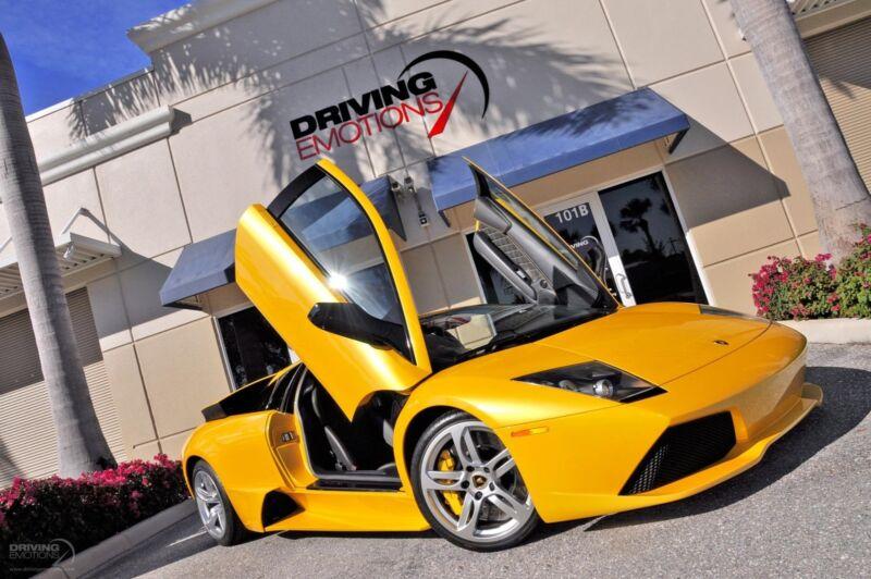 Image 4 Voiture Européenne d'occasion Lamborghini Murcielago 2008