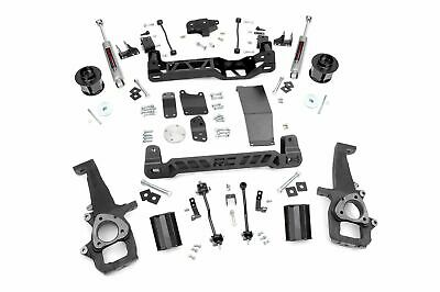 "Rough Country 6"" Lift Kit (fits) 2009-2011 Dodge Ram 1500 4WD 