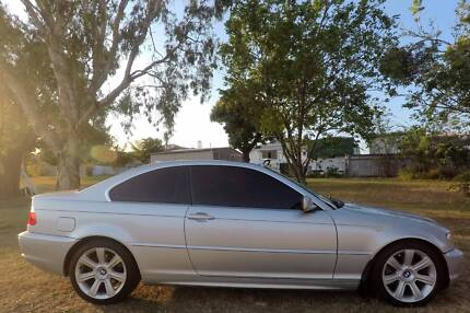 04 bmw e46 coupe,leather seats,rego,rwc,revs,dashcam,bargain!