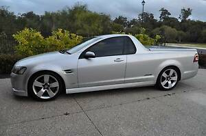 2008 Holden Commodore Ute Yalyalup Busselton Area Preview