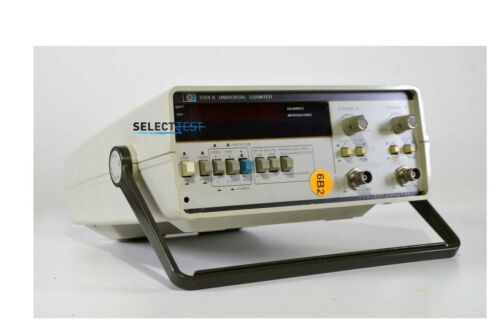 AGILENT / HP 5314A UNIVERSAL 100 MHz FREQUENCY COUNTER ****LOOK**** (REF.: 778G)