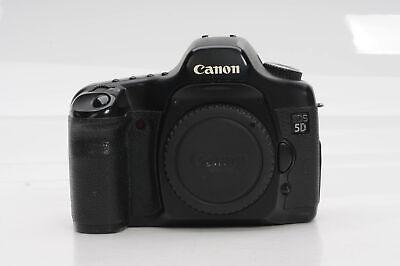 Canon EOS 5D 12.8MP Full Frame Digital SLR Camera Body                      #164