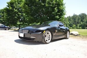 2004 BMW Z4 3.0i Sports convertible Roadster 6 Speed only 137k