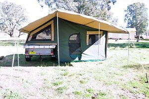 Complete Campsite Cromer Manly Area Preview