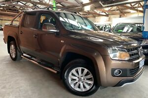 2012 VOLKSWAGEN AMAROK **4X4 TURBO DIESEL** Launceston Launceston Area Preview
