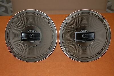 Electrovoice 12TRXB Speaker Pair   for  Aristocrat