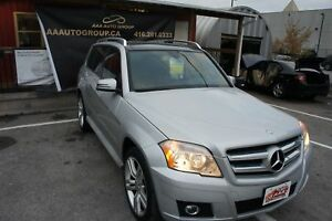 2010 Mercedes-Benz GLK-Class LEATHER | DOUBLE SUNROOF | HEATED S