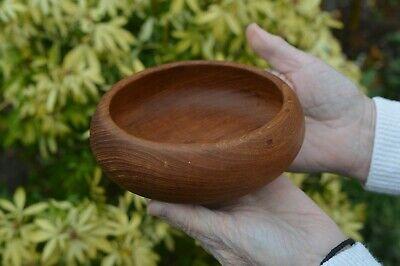 Vintage Hand Made Wooden Bowl ...