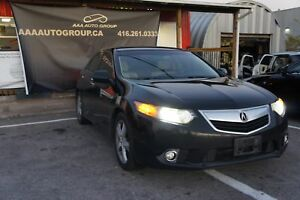 2012 Acura TSX Technology Package | NAVI | BACKUP CAM | LEATHER