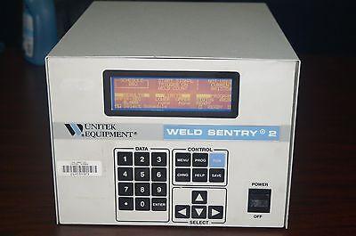 Unitek Miyachi Weld Sentry 2 Model 3-131-01 Weld Monitoring System