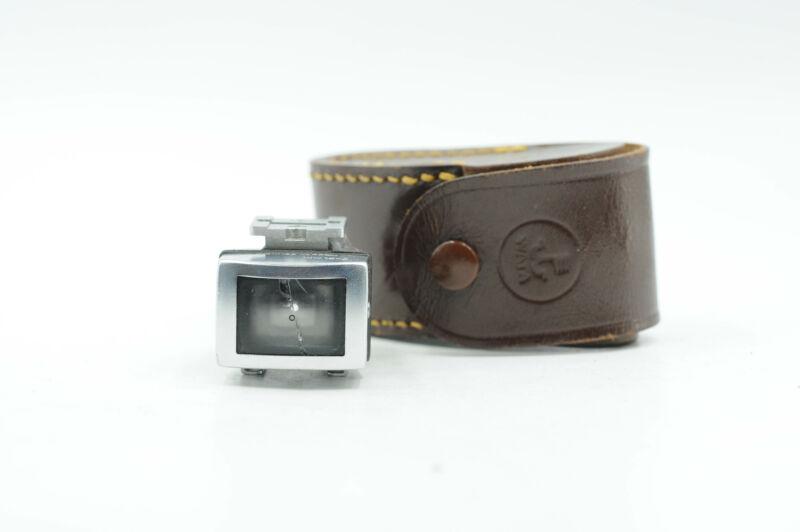 Zeiss Ikon Stuttgart  F=21mm 435 Viewfinder 21mm Finder #762
