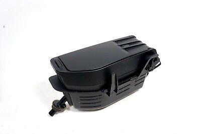 04-2010 bmw e60 525 530 lci center console inner storage compartment lock black