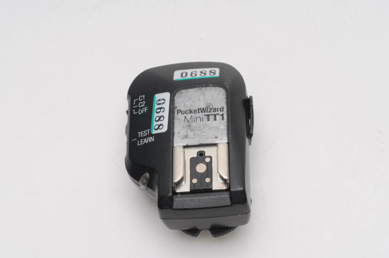 PocketWizard Mini TT1 Transmitter Pocket Wizard For Nikon                   #688