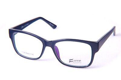 Eyeglasses Frames Prescription Glasses Single Vision Lenses Black (Colored Eyeglass Lenses)