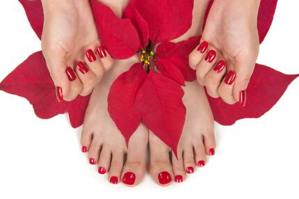 Pamper@Home - Mobile Professional Nails Service