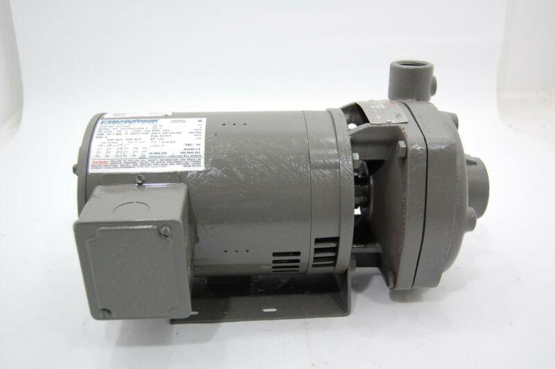 Marathon Motor 60974920 FVC 145TTDR5503DB Flowserve Pump P-296A 3HP