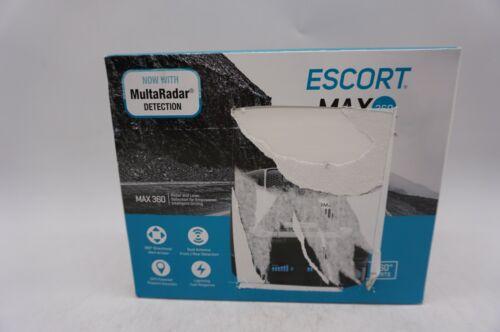 Escort MAX360-Radar Detector & Escort M1 Dash Camera Bundle