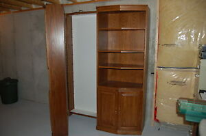 """60"""" wide 2pc wall unit, w/ hidden compartment Windsor Region Ontario image 4"""