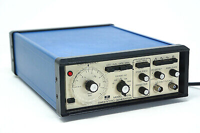 Exact 500sl Frequency Signal Generator 0.05 Hz To 5 Mhz -tested