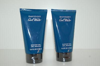 (66,63€/1L) Davidoff Cool Water Men 2 X 150 ml DG Duschgel Shower Gel Showergel