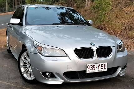 2005 BMW 525i M-Sport, Auto, Reg, Rwc! Everton Hills Brisbane North West Preview