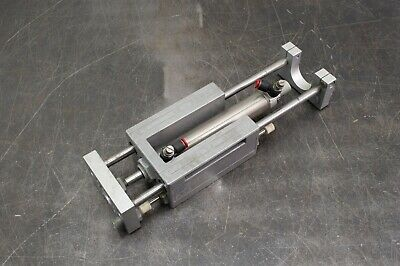 Festo Sle-25-100-kf-a-g-s-cv-ch-ps-p Linear Drive Slide Actuator Guide