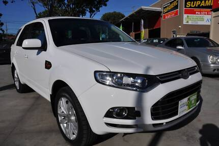2013 Ford Territory SZ TS Wagon 7st 5dr Seq Sport Shift 6sp 2.7DT Acacia Ridge Brisbane South West Preview
