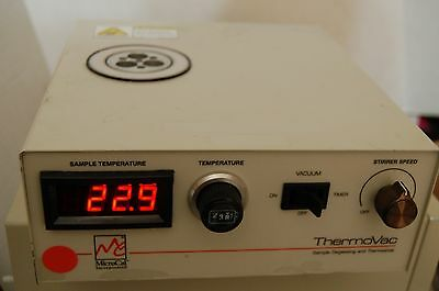Malvern Microcal Thermovac Sample Degassing Thermostat For Microcalorimeter