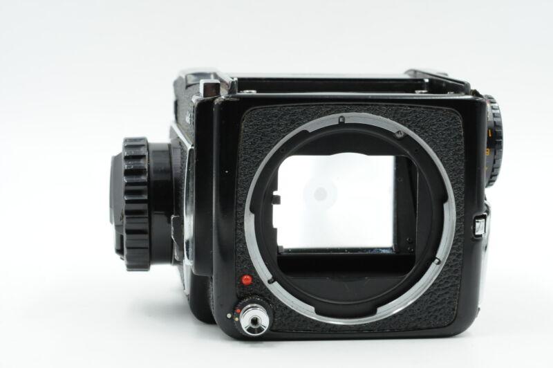Mamiya M645 Medium Format Camera Body w/220 Insert #535