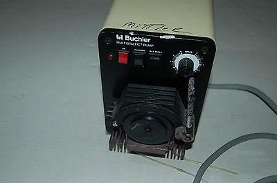Haake Buchler 426-2000 Multistaltic Pump Peristaltic Pump Drive Multi Line