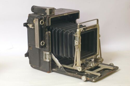 C02019~ 4X5 SPEED GRAPHIC CAMERA BODY – USER – SOME ISSUES