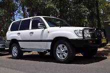 2006 Toyota LandCruiser 4.2L Turbo Diesel 100 series A1 condition Roselands Canterbury Area Preview