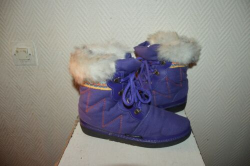 Boot Of Snow after Skiing FUS EUROP Size 37 Very Good Condition