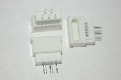 Molex 5598-05cpb 5-pin Through Hole Connector New Lot Quantity-50
