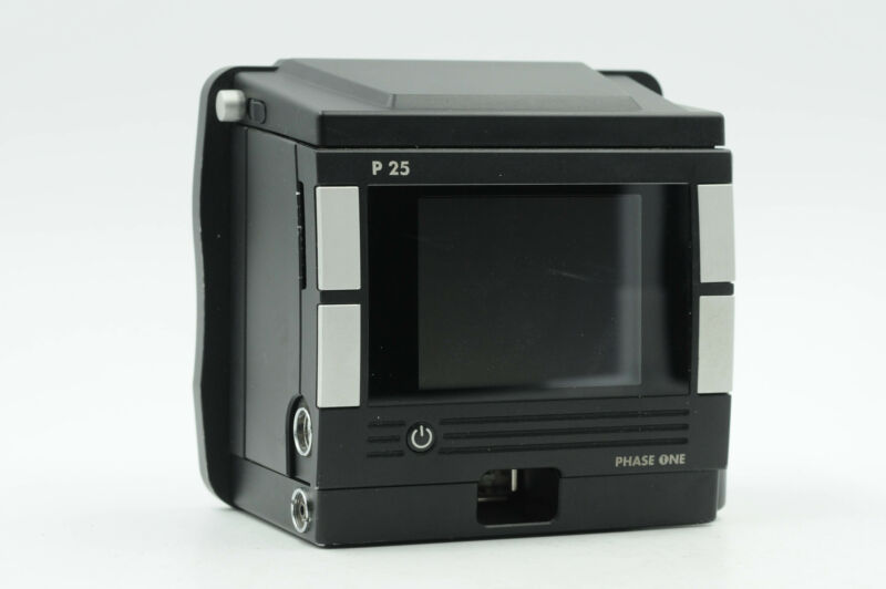 Phase One P25+ Digital Back 22MP for Mamiya 645 AF                          #785