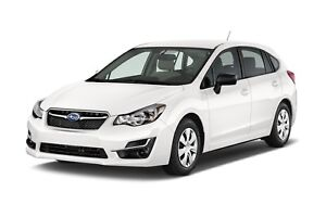 Lease Take Over 2015 Subaru Impreza Hatchback 2.0i