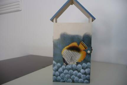 hand painted key box Arundel Gold Coast City Preview