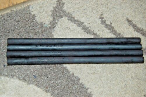 Large balun ferrite rods 10x200 mm.  M400NN-D  Lot of 10 pcs. NEW Made in USSR