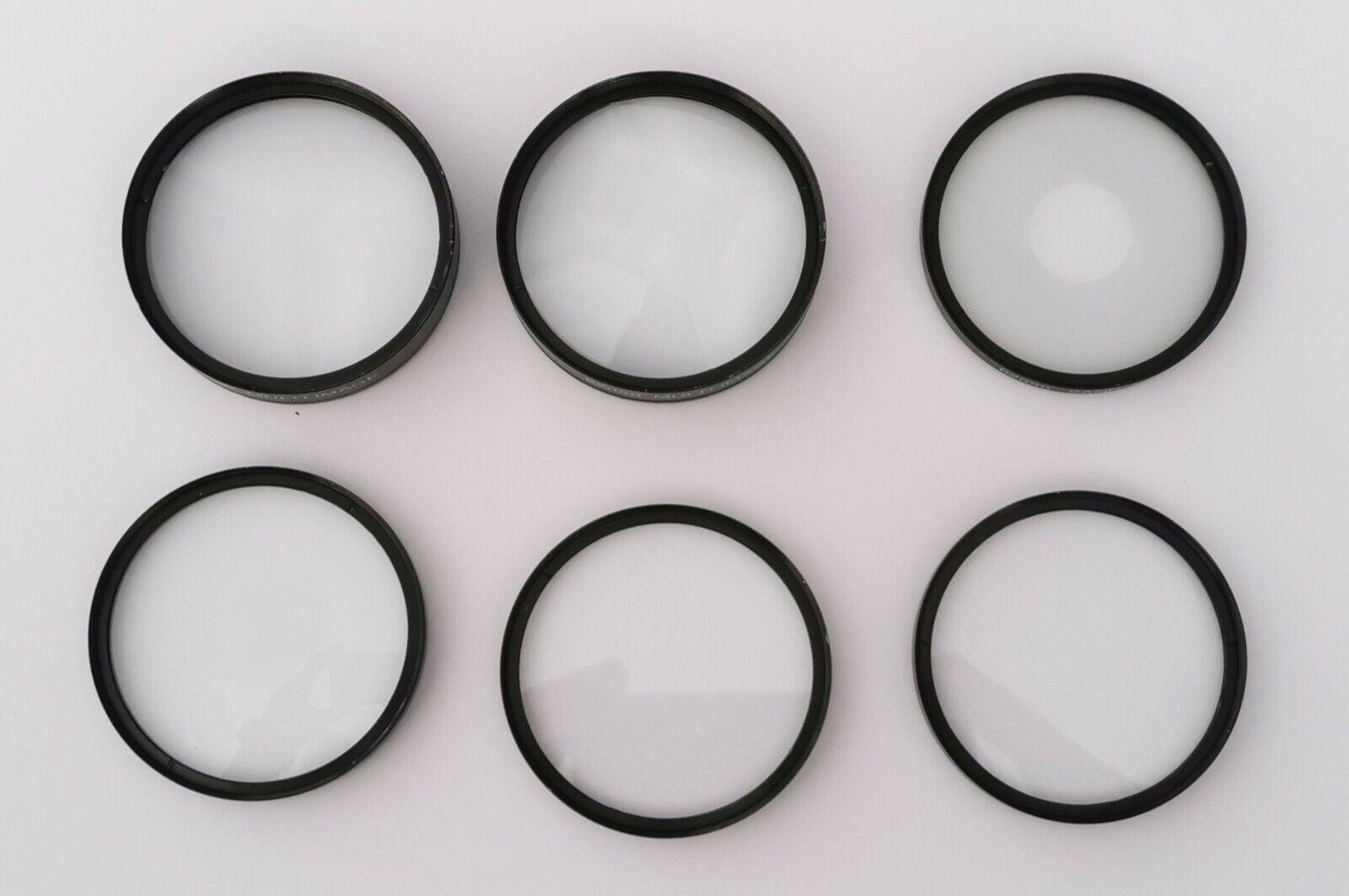 6 Effekt Filter für 62 mm Gewinde