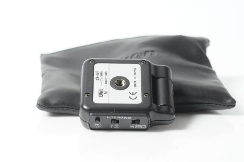 Nikon SU-4 Wireless Remote Slave Flash Controller SU4 #163
