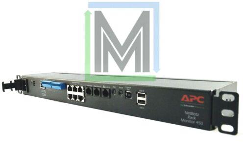 NBRK0450 APC NETBOTZ RACK MONITOR 450
