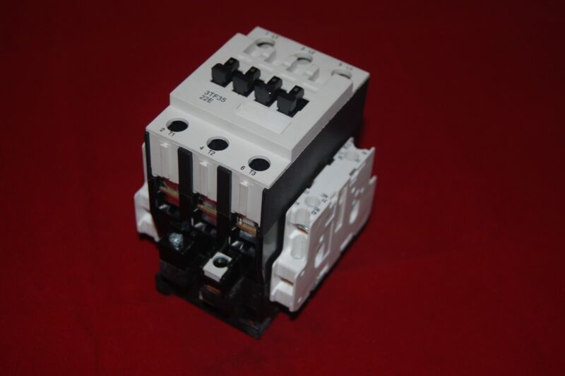 1pc New FITS 3TF3522 AC CONTACTOR 38A COIL 48V AC 50/60HZ