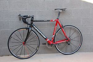 2007 Cannondale SystemSix Team Si 1 Road Bike 58cm