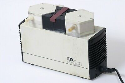 Knf Laboport 2 Stage Oil Free Diaphragm Vacuum Pump Corrosion-resistant Un810.3