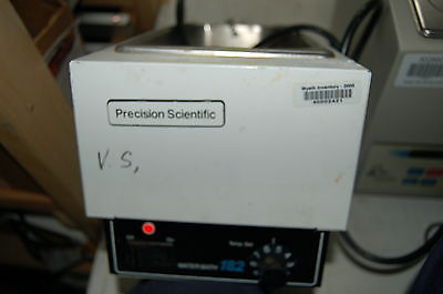 Precision 182 Water Bath  Waterbath Small Laboratory Lab Temperature Ase Vari