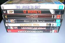 DVDs, 7 in Total Marmong Point Lake Macquarie Area Preview